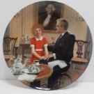 Collector Plate Tomorrow by William Chambers Porcelain Annie Series