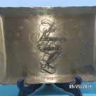 Tray Hand Made Bronze The Blessings of Liberty Bicentennial by Natale Leesburg