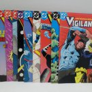 VIGILANTE 1984 Jan-Dec no Nov DC Comics Comic Books