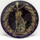 Collector Plate The Statue of Liberty Centennial by Jeffery Mathews