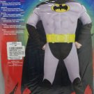 Halloween Costume Batman Child Size Large 12-14 Super DC Hero Rubies