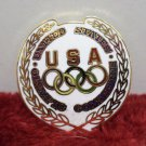 1984 Collector Pin Los Angeles Olympics United States Olympic Committee