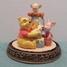 Figurine Tigger, Pooh Bear, Piglet Winnie The Pooh Walt Disney