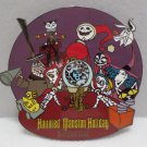 Official Trading Pin Walt Disney 2003 Nightmare Before Christmas Haunted Mansion