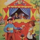 Antique Jig Saw Puzzle Wooden for Children 32 pcs Houten Kinderpuzzle