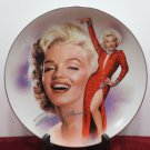 Collector Plate Marilyn Monroe Luminous Lorelei Bradford Exchange NOS