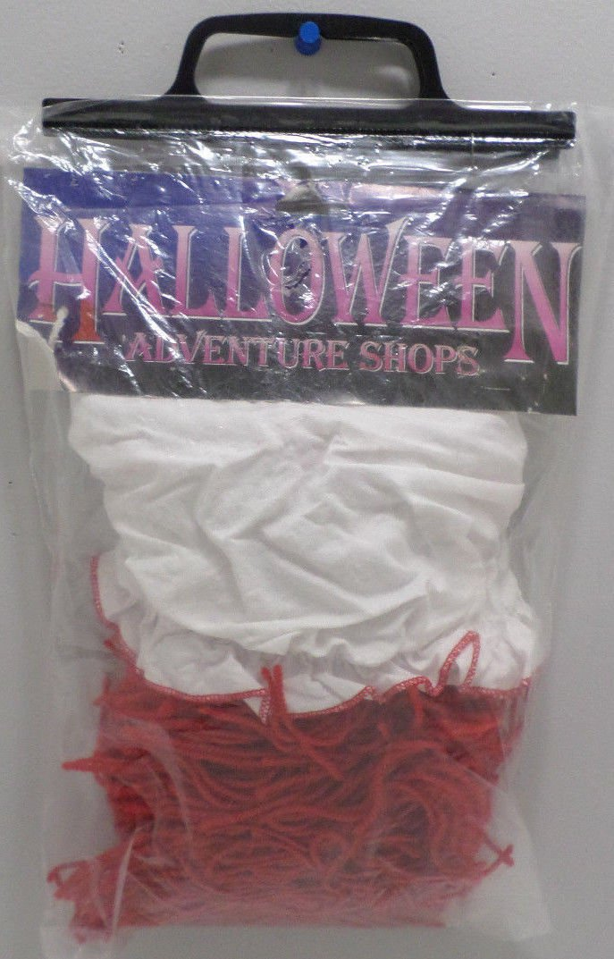 Halloween Costume Raggedy Ann or Andy Wig and Hat by Halloween Adventure