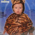 Halloween Costume Tiger Newborn Size up to 6 Months by R G Costumes