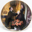 Collector Plate Gone With The Wind The Proposal Bradford Exchange NOS