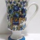 Collector Coffee Cup Mug Burro Donkey Columbian Coffee Arnart 5th Ave