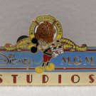 1987 Disney Lapel Pin MGM Studios Metro Goldwyn Mayer Made in Taiwan