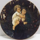 1980 Collector Plate Jeanet Jeanette by William Bouguereau #07804