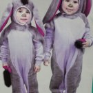 Halloween Costume Little Donkey Infant Size 6-18 Months by Charades