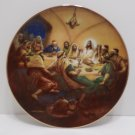 1986 Collector Plate The Last Supper by Noel Syers #5138 Heritage House