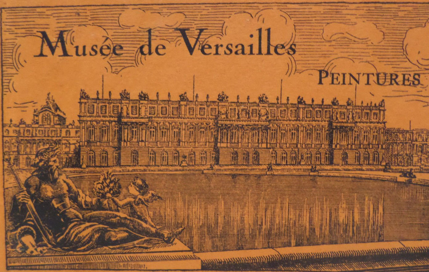 Vintage French Postcards Musee de Versailles Peintures Braun & Cie 23 Postcards