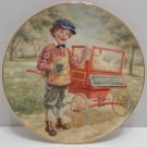 1985 Collector Plate Poppin Corn by The History's Providence Mint