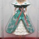 Christmas Stocking Hanger Barbie Doll NIB Hallmark Mattel 1996