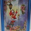Christmas tin box the Swiss Colony