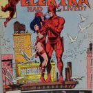 What if Elektra Had Lived October 1982 # 35 Marvel Comics Comic Book