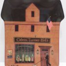 Collector Plate The Sweet Shop by Charles Wysocki 1996 Bradford Exchange