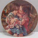 1986 Collector Plate As We Forgive by Abbie Williams The Hamilton Collection