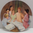 1986 Collector Plate My Favorite Things by T. Crnkovich #3603C
