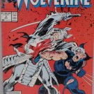 WOLVERINE December 1988 No. 2 Marvel Comics Comic Book