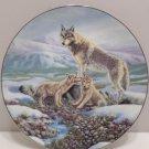 Collector Plate Spirits of the Wild by Joan Sharrock, #2113B Bradford Exchange