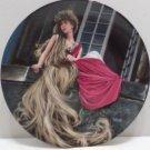 1981 Collector Plate Rapunzel by Charles Gehms Bavaria Porcelain NIB