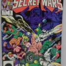 Secret Wars #6 October 1984 Comic Book Marvel Super Heroes