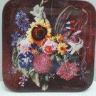 1995 Collector Plate Summer Rhapsody by Waltraud Fuchs Von Schwartzbeck