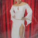 Halloween Costume Lady of Rome Adult Womens size Large by Cinema Secrets