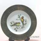 Collector Plate Bird by Wood & Sons English Ironstone Burslem England