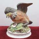 Lefton Baby Bird Figurine Hand Painted Numbered KW1637
