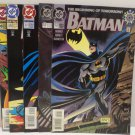 Batman and Robin 1994 #0, #0, #10, #511, #678 DC Comics Comic Book