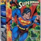 Superman Doomsday Hunter/Prey Books 1,2,3 1994 DC Comics Comic Books