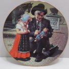 1986 Collector Plate A Special Patient by Don Crook The Hamilton Collection