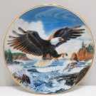 Collector Plate Forever Free by Ronald Van Ruyekruett Franklin Mint