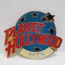 Collector Lapel Pin Planet Hollywood Paris 1990's
