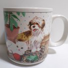 Collector Coffee Mug Cup Dogs and Cats