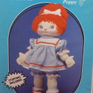 "Soft Sculpture Doll Craft Kit 18"" Stuffed Poppy Doll by Top Drawer New in Box"