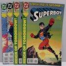 Superboy 1994 Feb #1, Sept. #8, 1995 Jan. #11 DC Comics  Comic Books