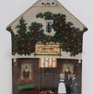 Collector Plate Birdies Perch Coffee Shop by Charles Wysocki 1996