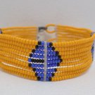 Bracelet Southwestern Style made with Seed Beads