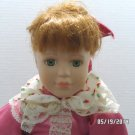 Porcelain Doll  Girl  by World Bazaars