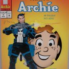 The Punisher Meets Archie 1994 August # 1 Marvel Comics  Comic Book