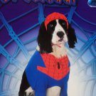 Halloween Costume Pet Dog Spiderman size Small by Disguise