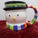 Collector Coffee Mug Cup Christmas Snowman by Home
