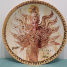 1995 Collector Plate Barbie Goddess of the Sun by Bob Mackie Limited Edition