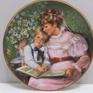 1986 Collector Plate Times Remembered by Sandra Kuck by Reco International
